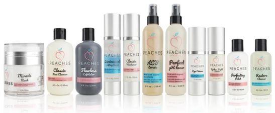 Peaches Skincare